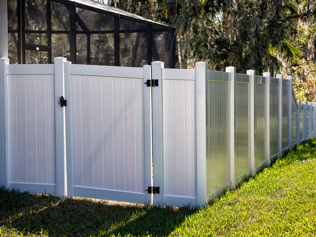 Vinyl Fences Enhance the Look of Any Property in Fort Collins, CO